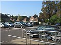 TL4454 : Waitrose car park by Given Up
