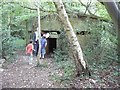 TQ4260 : Pillbox at Biggin Hill by Mike Stace