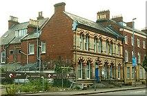 J3373 : Shaftesbury Square Hospital, Belfast by Albert Bridge