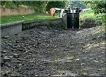 SO8685 : Lock No 19, Stourbridge Canal at Stourton by Roger  Kidd