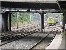 SP0177 : Longbridge Junction by Peter Whatley