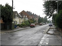 SP1194 : Wylde Green - Station Road by Peter Whatley