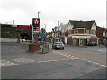SP0278 : Northfield - Station Road junction by Peter Whatley
