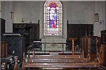 SE3766 : St Mary, Roecliffe, North Yorkshire - Chancel by John Salmon