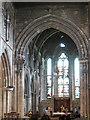 NZ5233 : Interior of St Hilda's by Stephen Craven