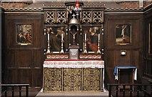 TQ3480 : St Peter's London Docks, Wapping Lane - Chapel by John Salmon