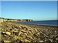 NZ4347 : Blast Beach, Seaham by Irene Marlborough