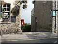 SY3392 : Lyme Regis: postbox № DT7 36, Silver Street by Chris Downer