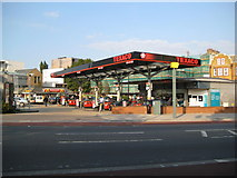 TQ3282 : Shoreditch: Texaco garage, 241 City Road, EC1 by Nigel Cox