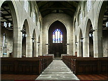SE0824 : The Parish Church of St Paul, King Cross, Interior by Alexander P Kapp