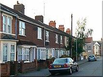 SU1585 : 115 to 120 Rosebery Street, Swindon by Brian Robert Marshall