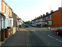 SU1585 : Rosebery Street, Swindon by Brian Robert Marshall