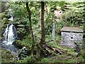 NY3203 : Colwith Force by Lis Burke