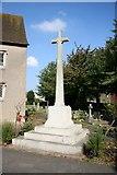 TF3242 : War Memorial by Richard Croft