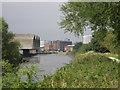 SE3231 : Leeds - Aire & Calder Navigation at Thwaite Gate by Dave Bevis