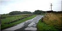 NT2756 : Road to Fullarton Farm by James Denham