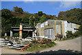 SW6630 : Trannack Quarry by Chris Allen