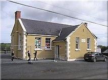 H2499 : Carnowen National School by Kenneth  Allen