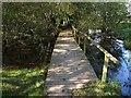 SX8573 : Duckboards, Templer Way by Derek Harper