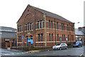 NZ3265 : Grange Road Baptist Church, Jarrow by Bill Henderson