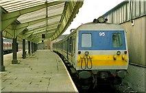 J3475 : York Road station, Belfast (2) by Albert Bridge