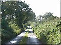 N9071 : Leafy lane off the N51 between Navan & Slane at Dunmoe by JP