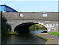 SP0888 : Avenue Road Bridge over the canal, Aston by Roger  Kidd