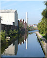 SP0889 : Birmingham and Fazeley Canal at Aston by Roger  Kidd