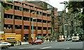 J3373 : Building repairs, Belfast (1981) by Albert Bridge