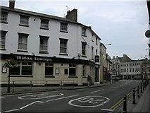 SP5075 : Rugby -Church Street by Ian Rob