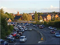 SU7172 : The Inner Distribution Road, Reading by Andrew Smith