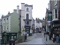 NZ2742 : Main Street, Durham City Centre by Nicholas Mutton