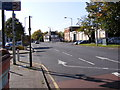 TQ4585 : A124 Longbridge Road Junction with Upney Lane by Adrian Cable