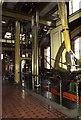 TQ2806 : Beam engine, Engineerium by Chris Allen